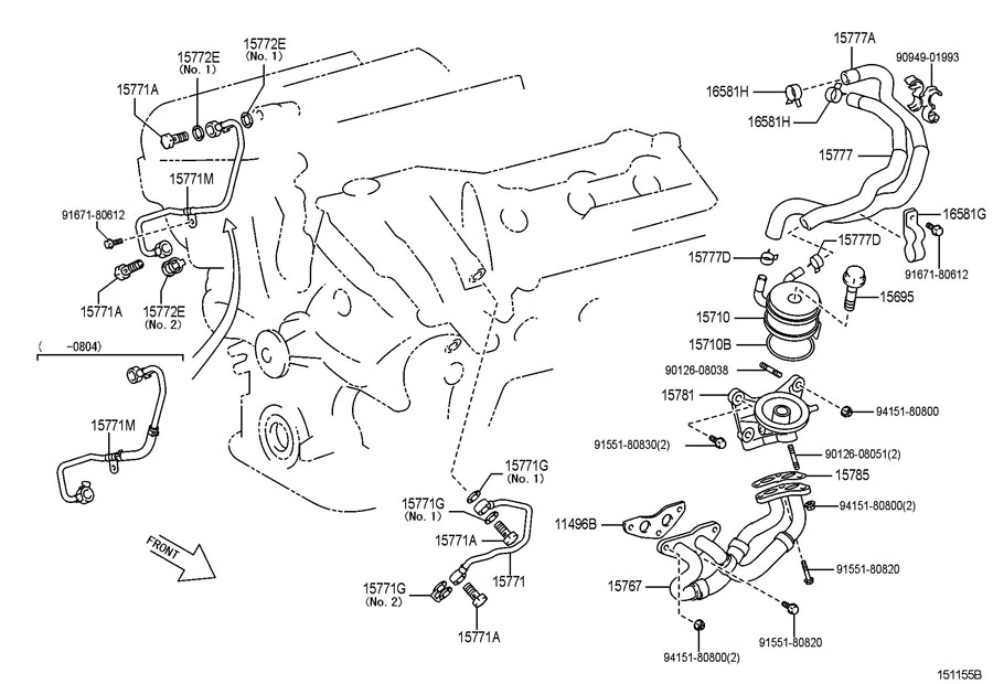 Lexus Rx 350 Engine Diagram