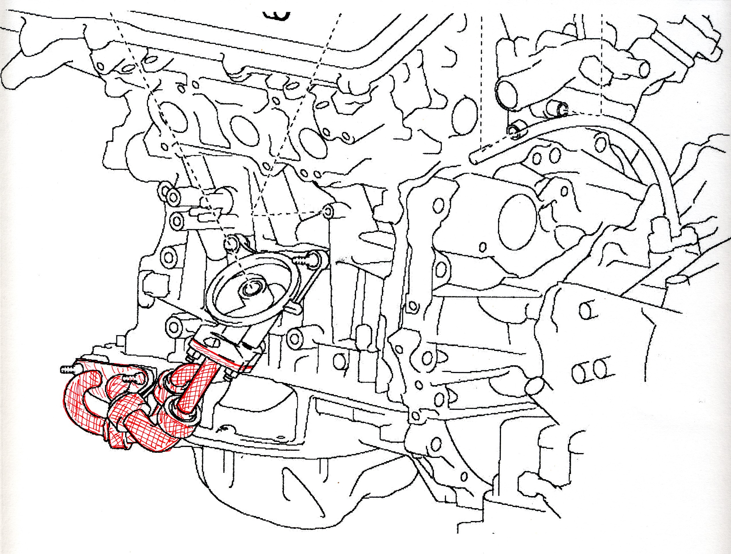 2007 lexus rx 350 serpentine belt diagram  2007  free