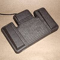 Foot switch pinouts for Kinesis contoured keyboards